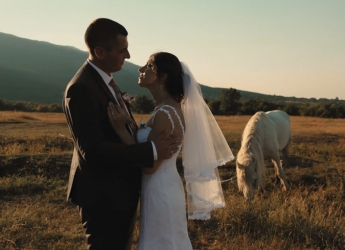Wedding in Rhodope mountain
